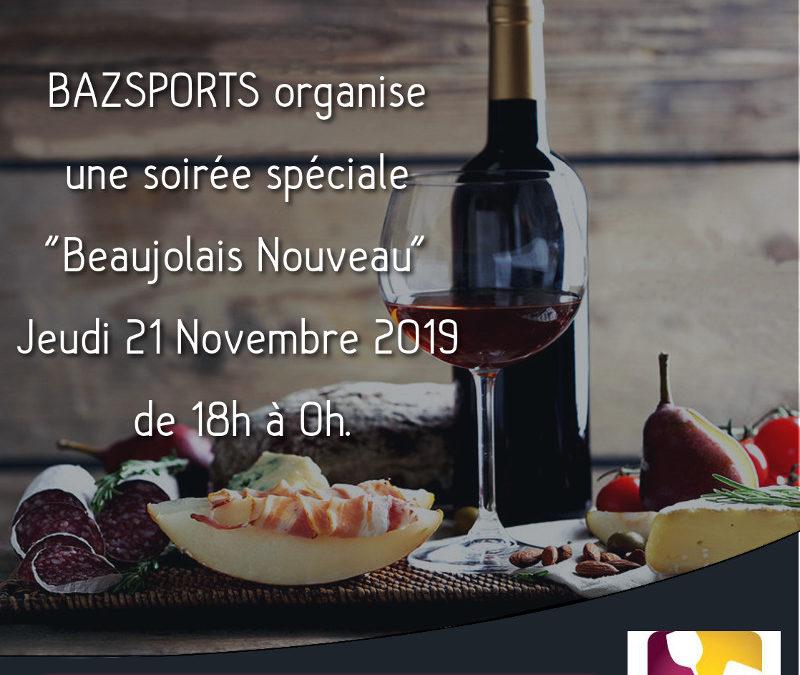 [Pétanque & Jeux de bar] Beaujolais Nouveau