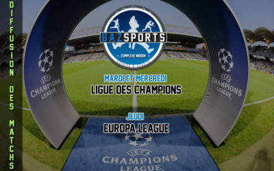 [DIFFUSION MATCHS] Ligue des champions