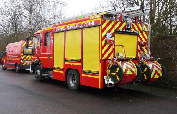 [ARBRE DE NOEL] Amicale Pompiers de Flers