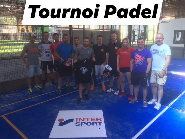 Tournoi Padel!